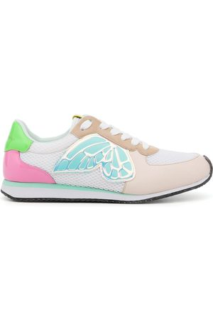 Sophia Webster Chiara lace-up sneakers - Multicolour