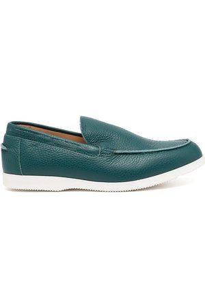 DUKE & DEXTER Slip-on leather loafers