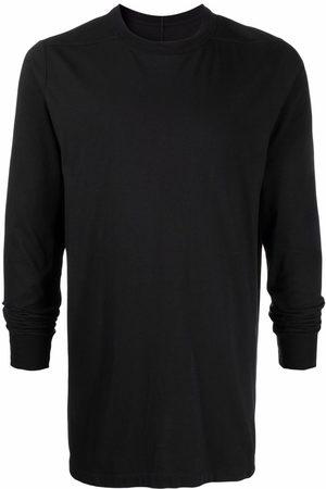 Rick Owens Long-sleeve panelled T-shirt