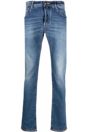 Jacob Cohen Men Slim - Mid-rise slim-fit jeans
