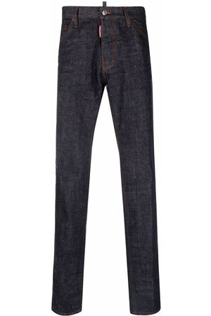 Dsquared2 Logo-print tapered jeans