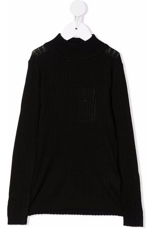 Molo Striped knitted jumper
