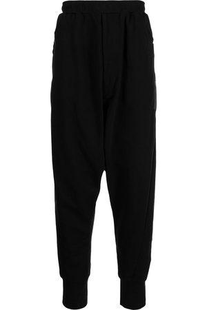 Julius Drop-crotch track pants