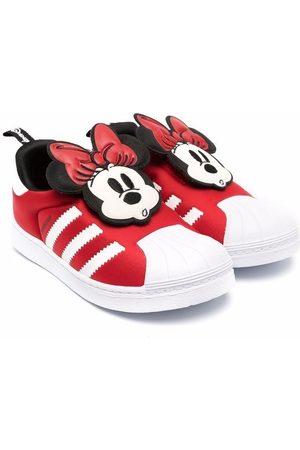 adidas Kids Minnie Superstar sneakers