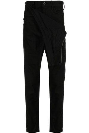 JULIUS Tapered slim-fit jeans
