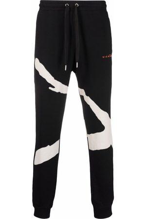 John Richmond Men Sweatpants - Graphic-print sweatpants