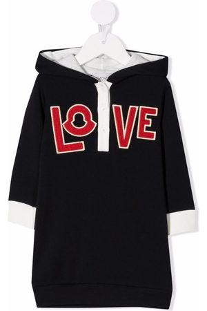 Moncler Hoodies - Love-patch hoodie - 778