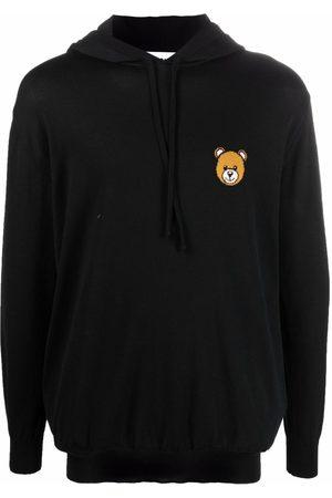 Moschino Teddy Bear patch hoodie