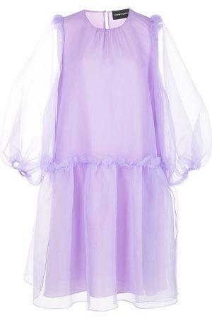 Cynthia Rowley Women Dresses - Tullulah organza smock dress