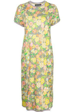 Cynthia Rowley Raya T-shirt dress - Multicolour