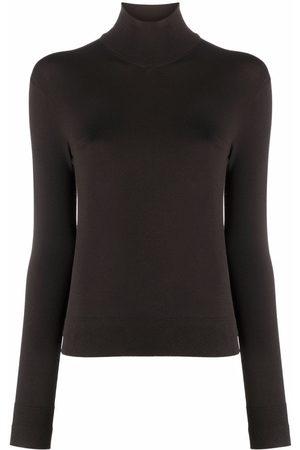 Bottega Veneta Women Turtlenecks - Rollneck long-sleeve jumper