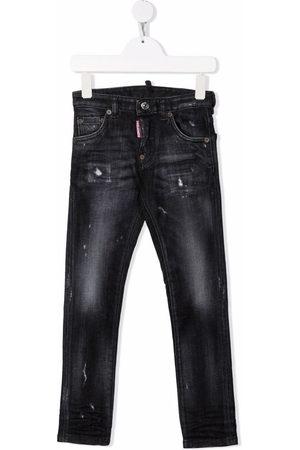 Dsquared2 Slim-cut denim jeans