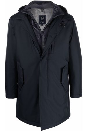 FAY Double-layer padded coat