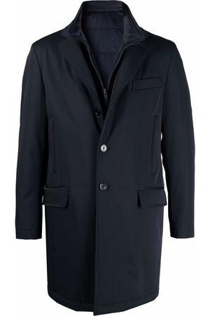 FAY Men Coats - Single-breasted tailored coat