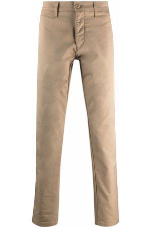 Carhartt Men Straight Leg Pants - Sid straight-leg pants - Neutrals