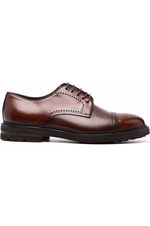 Henderson Baracco Polished derby shoes
