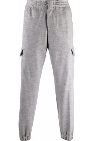 Ermenegildo Zegna Wool track pants - Grey