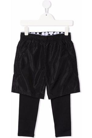 Stella McCartney Boys Sweatpants - Logo-print track pants
