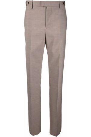Bottega Veneta Women Formal Pants - High-waisted tailored trousers - Neutrals
