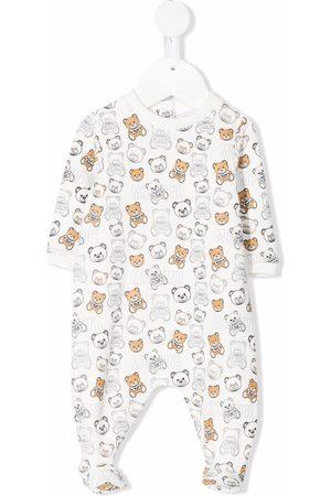 Moschino Teddy bear print pyjamas