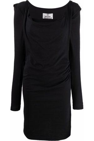 Vivienne Westwood Elizabeth jersey dress