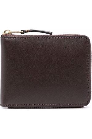 Comme des Garçons Men Wallets - Grained leather wallet