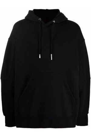 Givenchy Men Hoodies - Oversized cotton hoodie