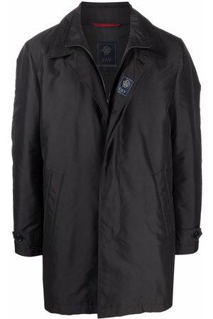 FAY Single-breasted tailored coat