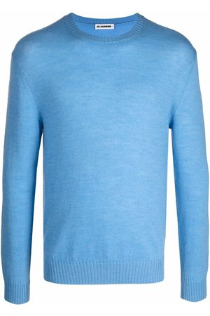 Jil Sander Round neck knitted jumper