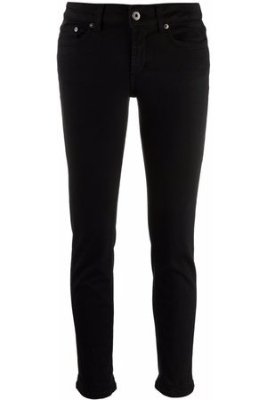 Dondup Low-rise skinny trousers