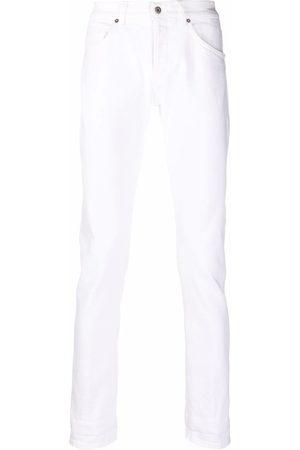 Dondup Slim-leg cotton trousers