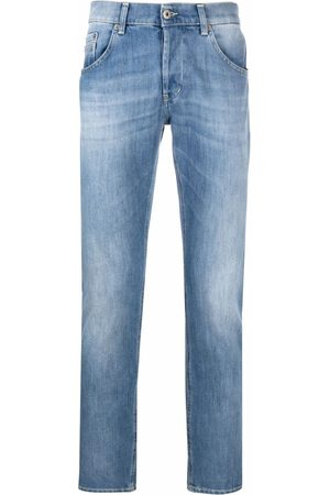 Dondup Light-wash fitted jeans