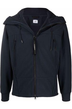 C.P. Company Zip-up cotton hoodie