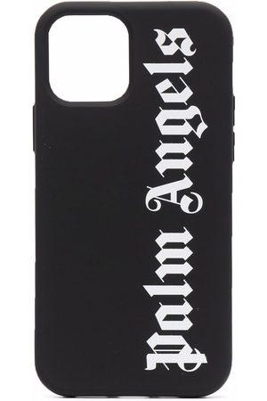 Palm Angels Women Phones Cases - Logo-print iPhone 12 Pro case