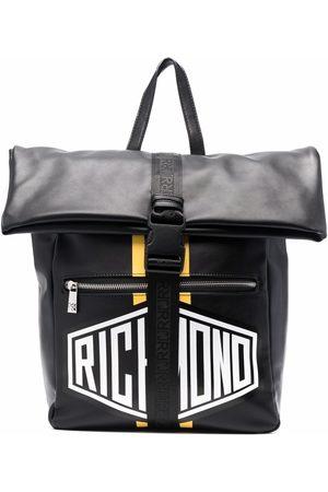 John Richmond Junior Logo-print backpack