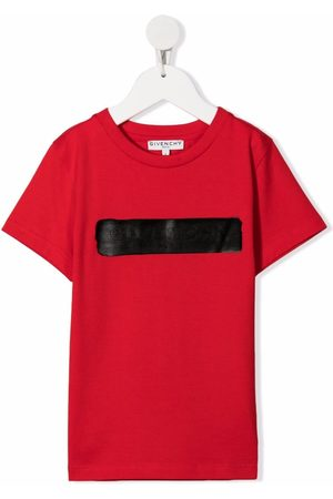Givenchy Embossed-logo cotton T-shirt