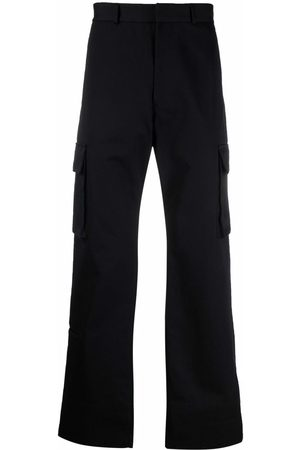 OFF-WHITE Straight-leg cargo pants