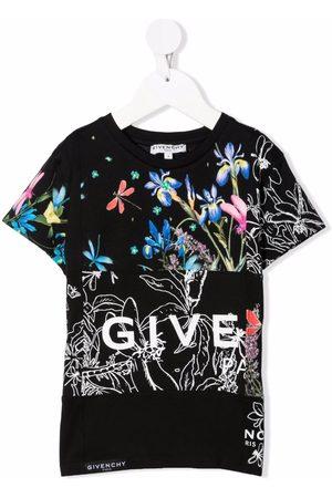 Givenchy Logo-print short-sleeved T-shirt