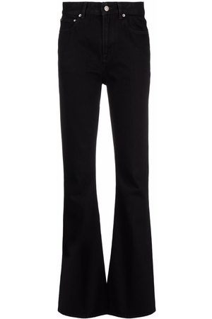 Golden Goose High-rise flared jeans