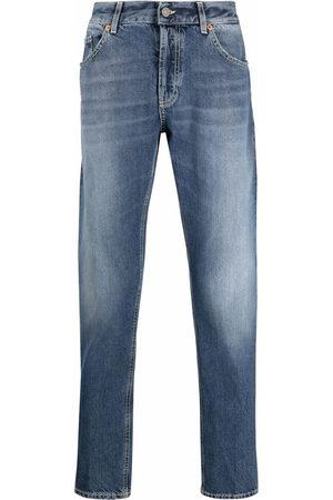 DONDUP Men Straight - Straight-leg denim jeans