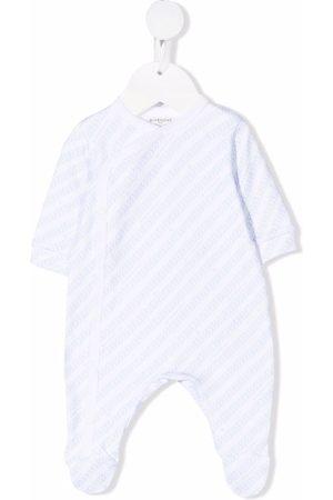 Givenchy Kids Logo-print long-sleeved pajama