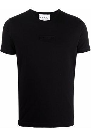Iceberg Logo-printed T-shirt