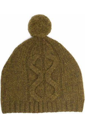 Bonpoint Cable-knit beanie