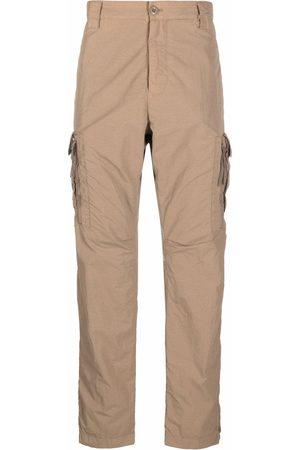 C.P. Company Slim-cut cargo trousers - Neutrals