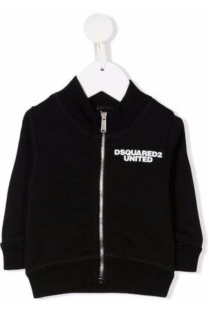 Dsquared2 Kids Chest logo-print jacket