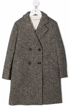 Bonpoint Double-breasted tailored coat
