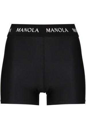Manola Women Sports Shorts - Luxe Compressive shorts