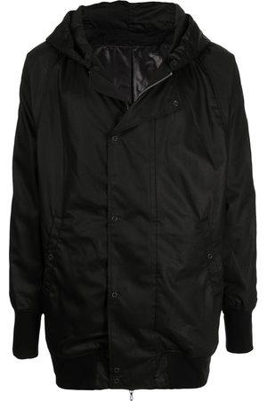 Julius Hooded parka coat