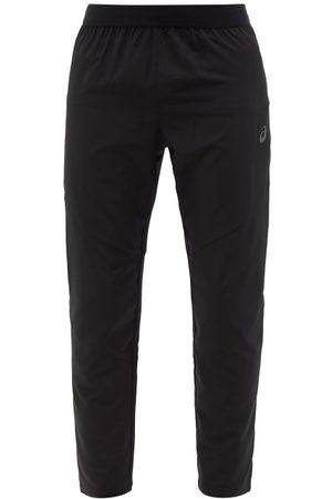 Asics Drawstring-waist Jersey Track Pants - Mens
