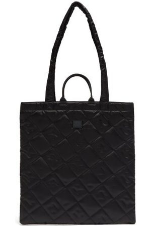 Acne Studios Face-quilted Tote Bag - Womens